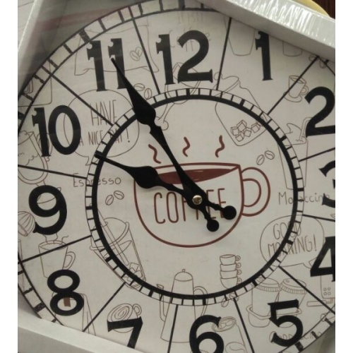 Love My Home นาฬิกาแขวนMDF 12นิ้ว  AR30-6