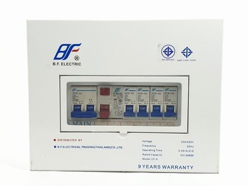BF เครื่องตัดไฟฟ้าอัตโนมัติ4 ช่อง   PSL 4Way 63A BF