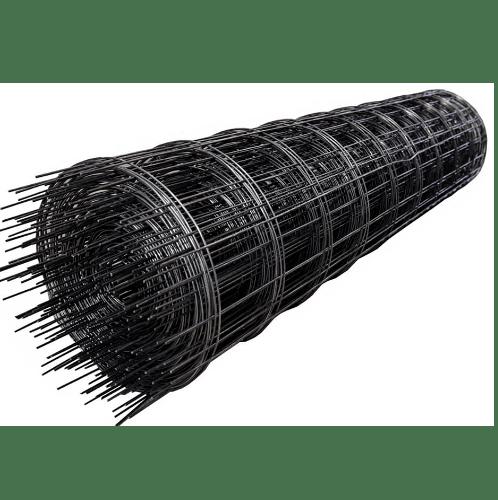 - ตะแกรงไวร์เมช   2.8 mm. 20 x 20  ขนาด 2.5 x 50 (ม้วน) สีดำ