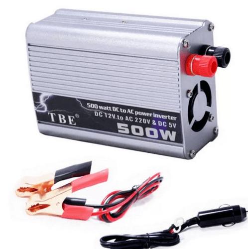 TBE เครื่องแปลงไฟ Inverter  DC-AC 220V 500W