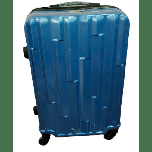 WETZLARS กระเป๋าเดินทางล้อลาก ขนาด  24 นิ้ว PC1380-BL24  สีฟ้า