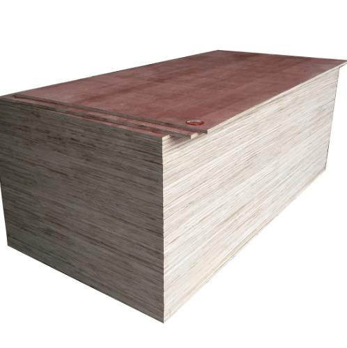 GREAT WOOD ไม้อัดยางเฟอร์นิเจอร์ หน้าแดง #4 120x240ซม.