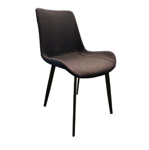 Local เก้าอี้  YZ01-DBN  สีน้ำตาลเข้ม