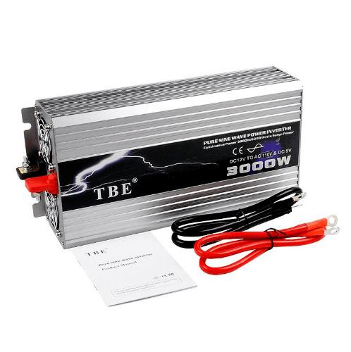TBE เครื่องแปลงไฟ Inverter DC-AC 3000W