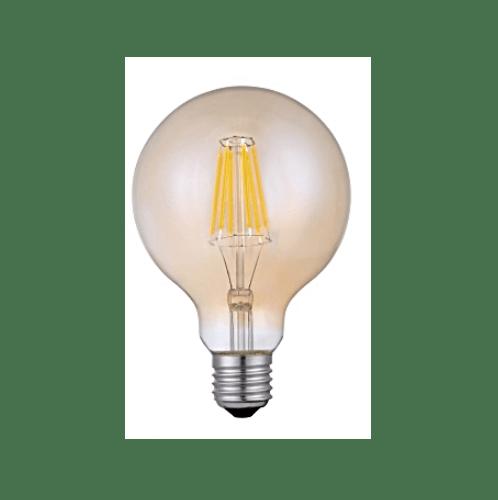 G-LAMP หลอด LED ฟิลาเมนต์ Antique Globe ADS-DP06 4W E27