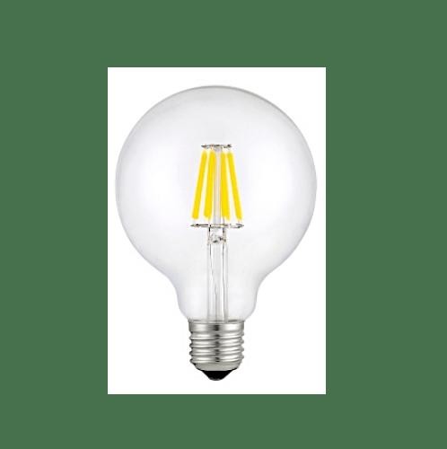 G-LAMP หลอด LED ฟิลาเมนต์ Globe  6W E27 ADS-DP46