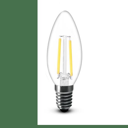 G-LAMP หลอด LED ฟิลาเมนต์ Candle 4W E27 ADS-DP51