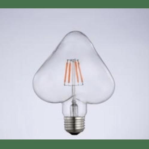 G-LAMP หลอด LED ฟิลาเมนต์ Heart  ADS-DP62 4W E27