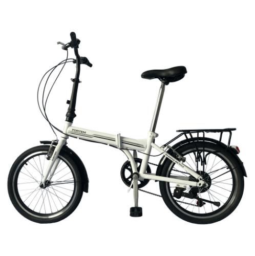 FORTEM  จักรยาน 20 นิ้ว 6 สปีด พับได้  4FB-2001-W  ขาว