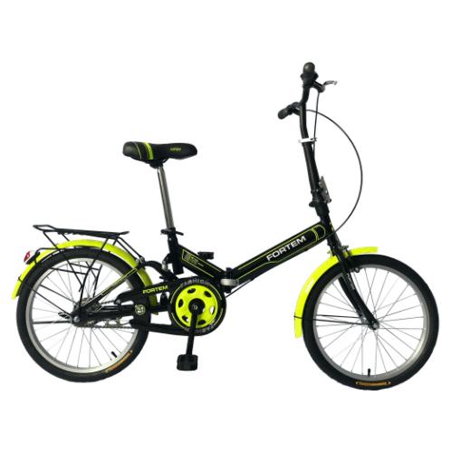 FORTEM จักรยาน 20 นิ้ว  6 สปีด พับได้  4FB-2002-Y  เหลือง