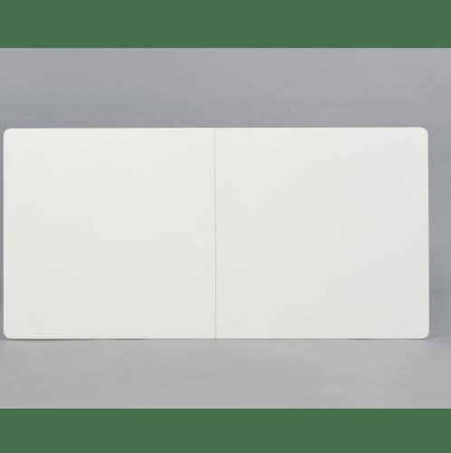Pulito โต๊ะทำงาน JAXTON DOUBLE ขาว