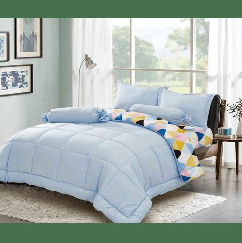 Truffle ชุดผ้าปูที่นอน กาลิโต้ 6 ชิ้น ขนาด 5 ฟุต FSS5-605