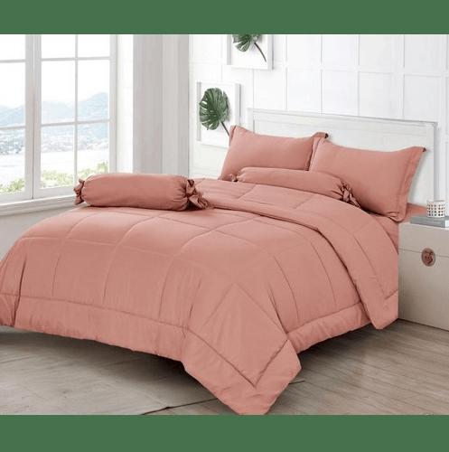 Truffle ชุดผ้าปูที่นอน กาลิโต้ 6 ชิ้น ขนาด 6 ฟุต  FSS6-603