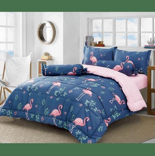 Truffle ชุดผ้าปูที่นอน กาลิโต้ 6 ชิ้น ขนาด 6 ฟุต  FSS6-613