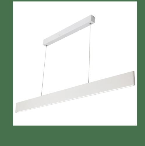 EILON โคมไฟแขวนโมเดิร์น  18W  KDD0004/910 สีขาว