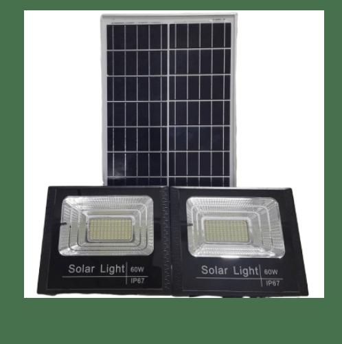 EILON โคมไฟฟลัดไลท์โซล่าร์เซลล์ 25W  LZYS007 IP67