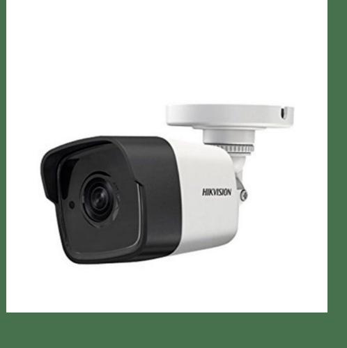Global house บริการติดตั้งกล้องวงจรปิด 6 ตัว HVS-CE16U1-TITF  (8 ล้าน กระบอก IR 20 m) X 6 (รวมอุปกรณ์) -