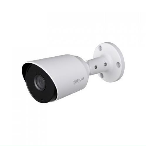 Global house บริการติดตั้งกล้องวงจรปิด 6 ตัว HAC-HFW1200T-A 2MP (MIC) X 6 (รวมอุปกรณ์) HAC-HFW1200T-A 2MP