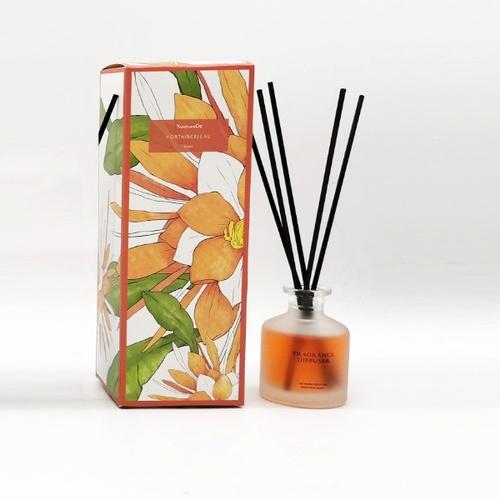 USUPSO ชุดก้านไม้หอม Peony & Cypress 45 ml. (#BP9)