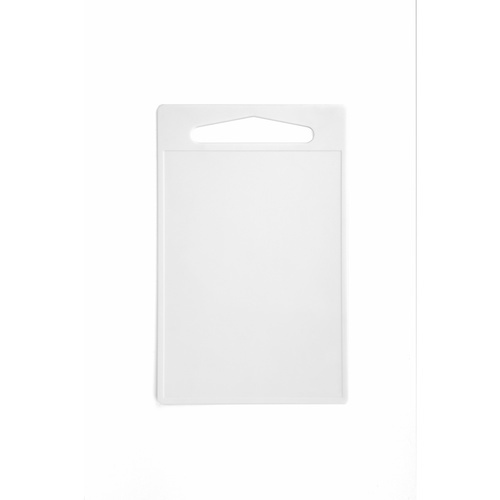 GOME เขียงพลาสติก ขนาด 25x37.5x0.5ซม. OMO สีขาว