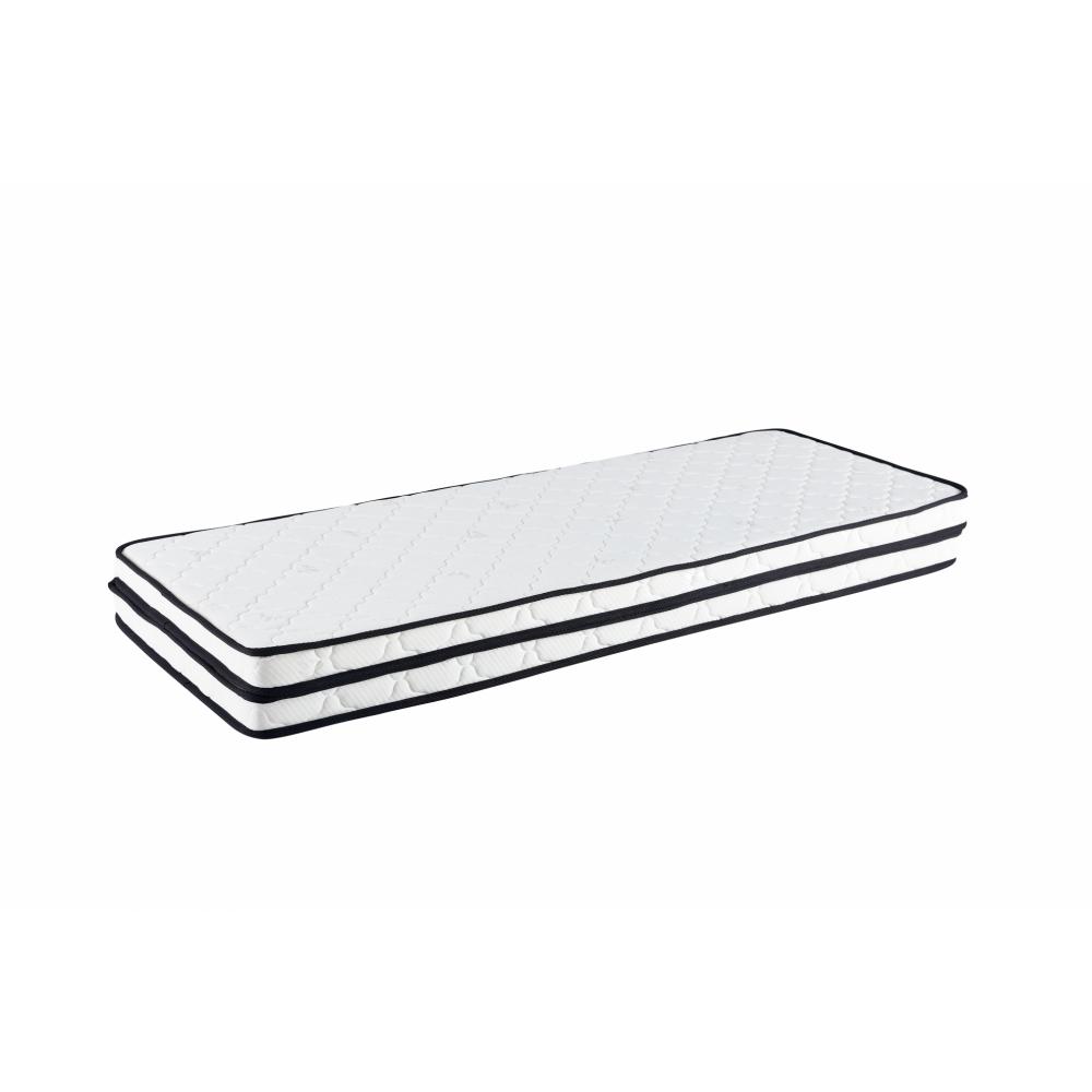 Truffle Essential  ที่นอนฟองน้ำ พับได้ ขนาด 160x200x10 ซม.  IU160 สีขาว