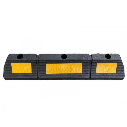PROTX ยางห้ามล้อ 600x120x80mm. WS-04a สีดำ เหลือง เหลือง-ดำ