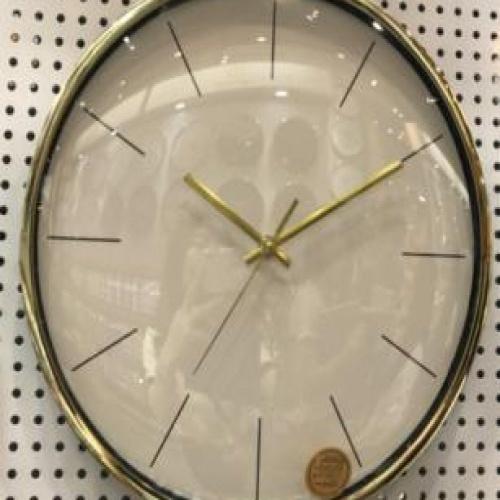COZY  นาฬิกาติดผนัง 35ซม.   BY033