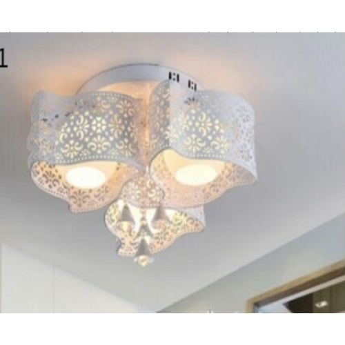 EILON  โคมไฟแขวนคริสตัล   MD8678/3 12W สีขาว