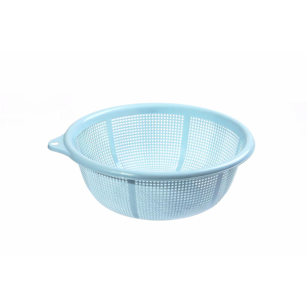 GOME ตระกร้าล้างผัก ขนาด 21.5x19.5x6.5ซม.  BOTO02 สีฟ้า