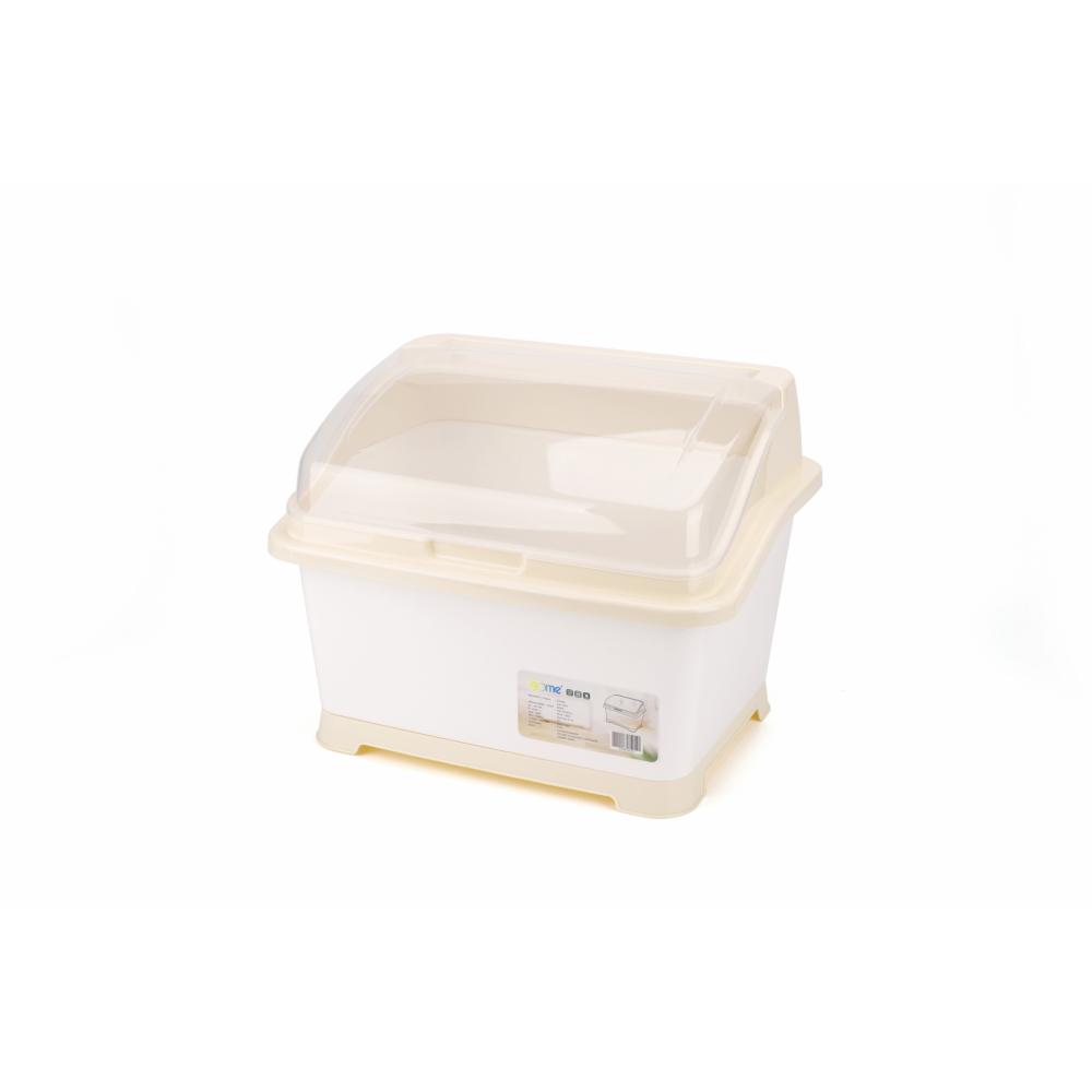 GOME ที่คว่ำจาน ขนาด 30x41x26.5 ซม. PRO KITCH10 สีขาว