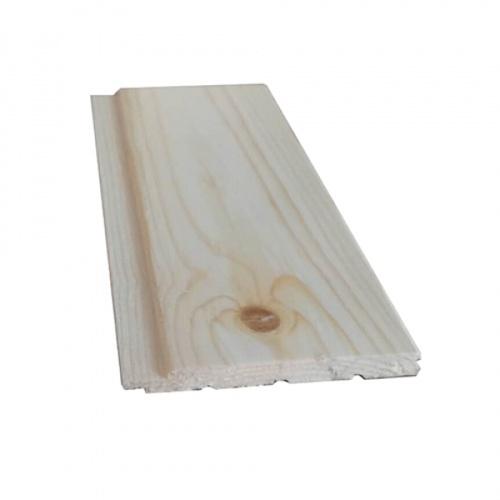 GREAT WOOD ไม้ระแนงไม้สน ขนาด 10cm.x290cm.x8mm.  (5แผ่น/แพ็ค)