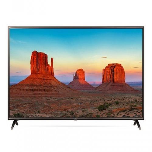 LG โทรทัศน์ LED TV 4K ขนาด 55 นิ้ว 55UK6320PTE.ATM สีดำ