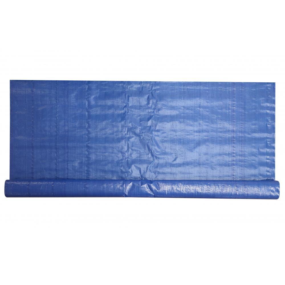 POLLO ผ้าใบสาน PP   ขนาด 2Yx 40M  สีน้ำเงิน