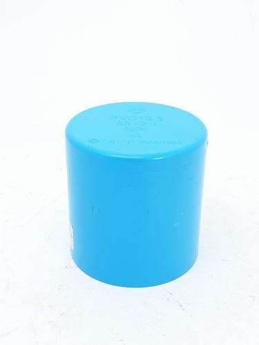 SCG ฝาครอบ หนา 2นิ้ว(55) สีฟ้า