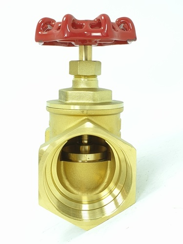 VAVO ประตูน้ำทองเหลือง 2 1/2 นิ้ว YF-4056-7