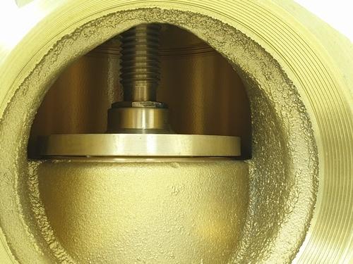VAVO ประตูน้ำทองเหลือง 4 นิ้ว YF-4056-9