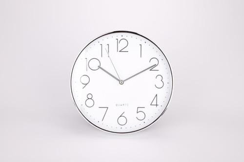 COZY นาฬิกาแขวนผนัง 40 ซม. 2DY-020 สีขาว