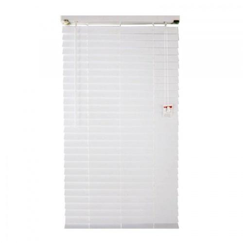 Davinci มู่ลี่ PVC ขนาด 70x210 ซม. BC-007-25-WHITE  สีขาว
