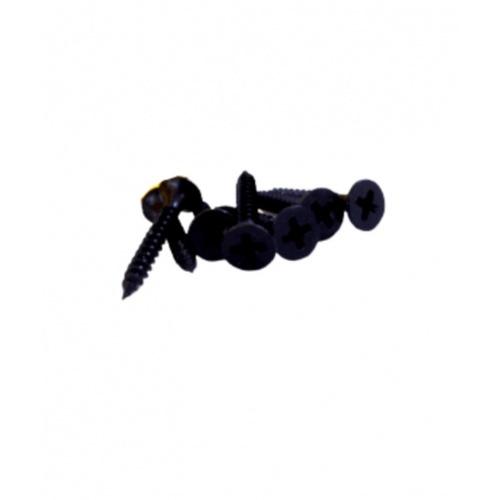 TRK สกรูยิงแผ่นยิปซั่ม 1 นิ้ว 5 ขีด สีดำ