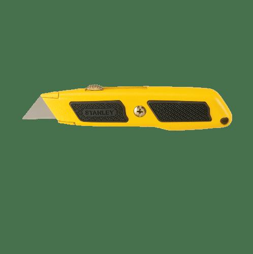 STANLEY มีดเอนกประสงค์แบบดันกลับ  STHT10779-8 สีเหลือง