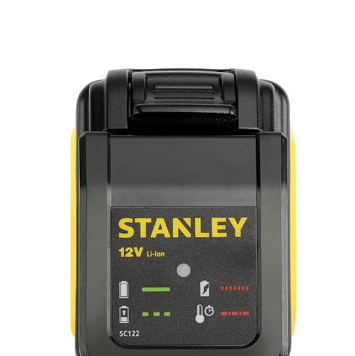 STANLEY แท่นชาร์จ สว่านไฟฟ้าไร้สาย 12V  SC122-B1