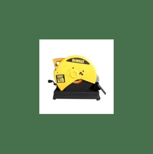 DeWALT แท่นตัดไฟเบอร์ 14 นิ้ว   D28720 สีเหลือง