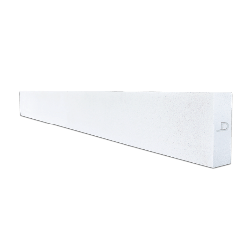 ตราเพชร คานทับหลัง ขนาด 20x120x15 cm Lintel สีขาว