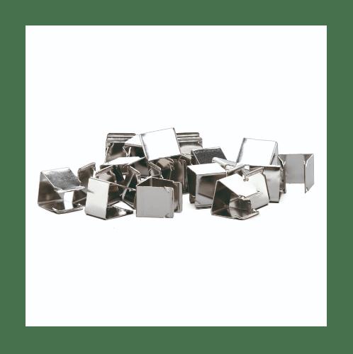 ตราเพชร แหนบหนีบกระเบื้องคอนกรีต อดามัส CTเพชร รุ่น แกรนออนด้า เวนิส จำนวน 50 ตัว/ถุง