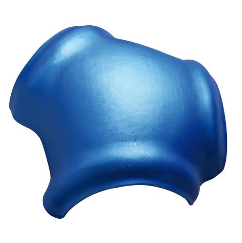 ตราเพชร ครอบ 3 ทาง รูปตัว Y กระเบื้องจตุลอน ขนาด 40.5x45 ซม สีฟ้าประกายเพชร