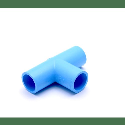 AAA สามทาง  หนา 1/2นิ้ว (18) ชั้น 13.5  สีฟ้า