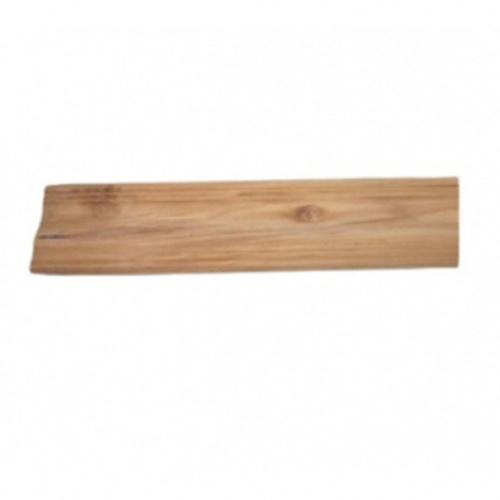- ไม้บัวล่างไม้สัก(ลายร่อง)  ขนาด 5/8นิ้วx4นิ้ว x3.00ม. SJK63