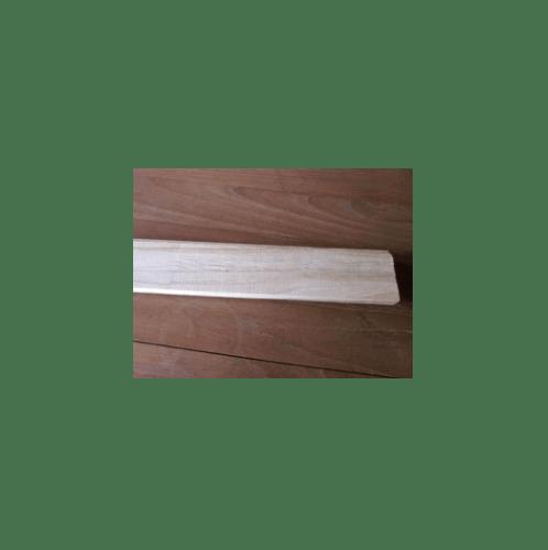 - ไม้สักไสเรียบ 3/8นิ้วx2นิ้วx4.1/2ft  SJK18