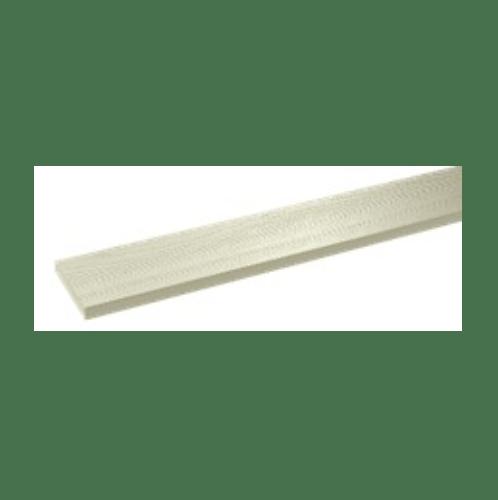 Dura one ไม้พื้นดูร่าวัน ลายไม้ ขนาด 25x300x2.5ซม. Dura oneONE FC สีรองพื้น