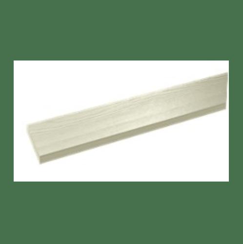 Dura one ไม้พื้นดูร่าวัน ลายไม้ สีรองพื้น 30x300x2.5ซม. DURAONE FC